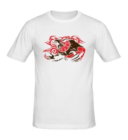 Мужская футболка Angry Ursa
