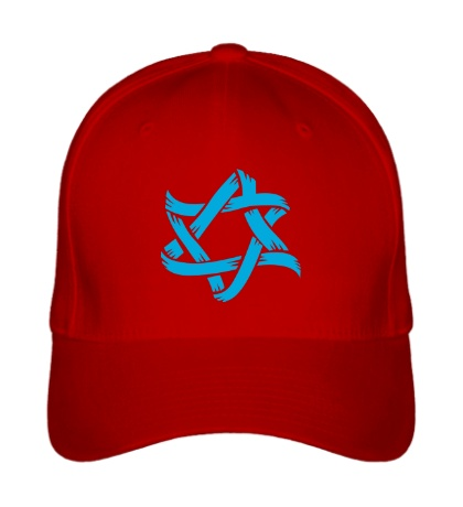 Бейсболка Звезда Давида