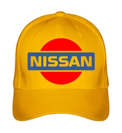 Бейсболка Nissan Logo
