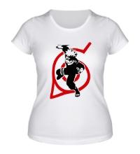 Женская футболка Naruto Boy