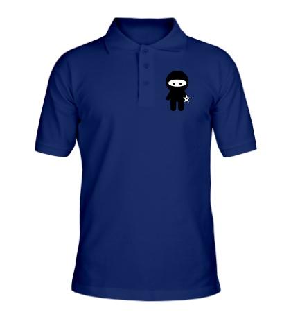 Рубашка поло Ninja