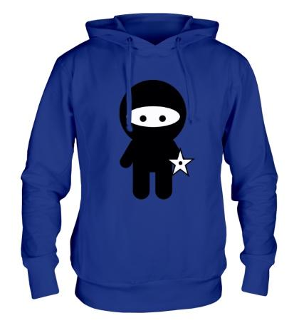 Толстовка с капюшоном Ninja