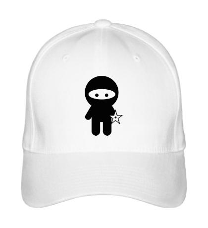Бейсболка Ninja