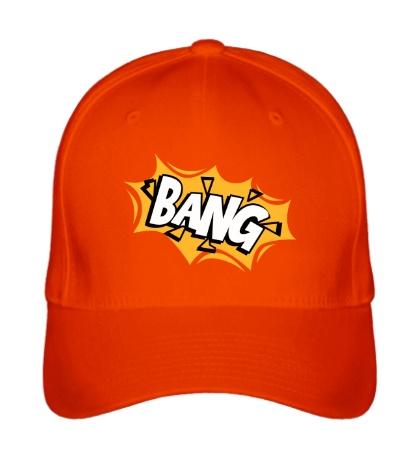 Бейсболка Bang