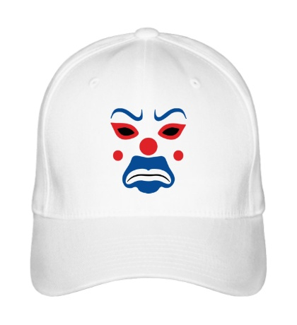 Бейсболка Маска клоуна