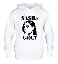 Толстовка с капюшоном Sasha Grey