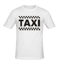 Мужская футболка Taxi