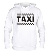 Толстовка с капюшоном Taxi