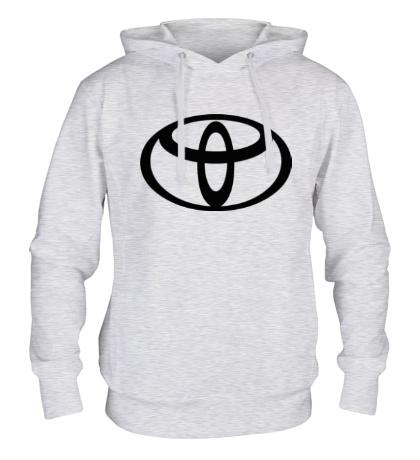 Толстовка с капюшоном Toyota Mark