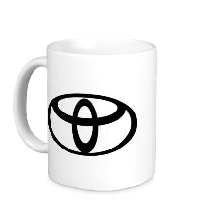 Керамическая кружка Toyota Mark