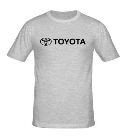 Мужская футболка Toyota Line