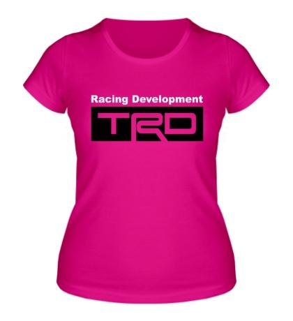 Женская футболка TRD