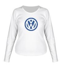 Женский лонгслив Volkswagen Mark