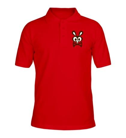 Рубашка поло Пиратский кролик