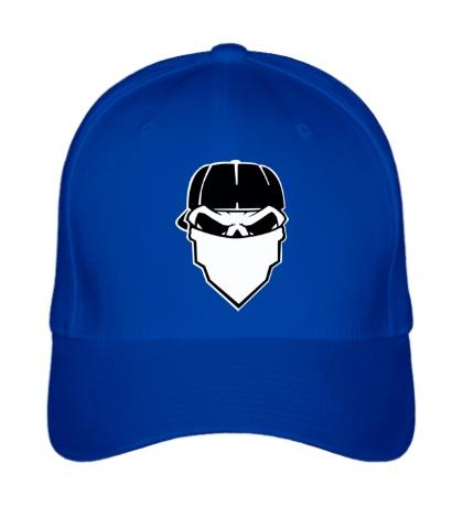 Бейсболка Череп в маске