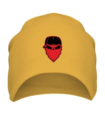 Шапка Череп в маске