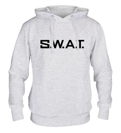 Толстовка с капюшоном S.W.A.T