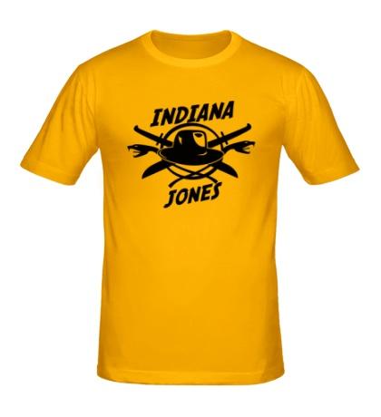 Мужская футболка Indiana Jones