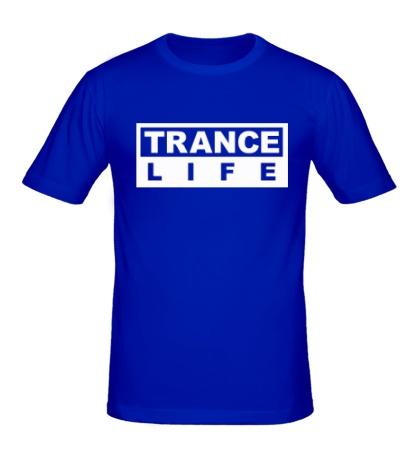 Мужская футболка Trance Life