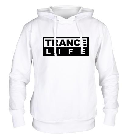 Толстовка с капюшоном Trance Life
