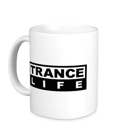 Керамическая кружка Trance Life