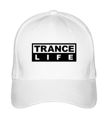 Бейсболка Trance Life