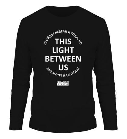 Мужской лонгслив This light between us