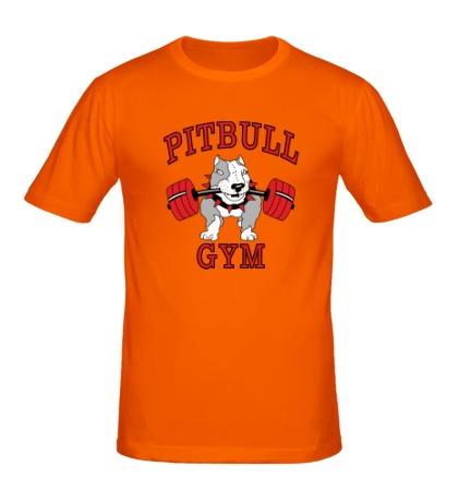Мужская футболка Pitbull gym