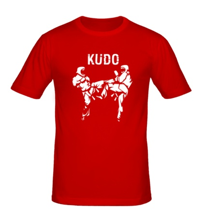 Мужская футболка Kudo
