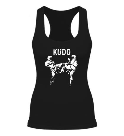 Женская борцовка Kudo