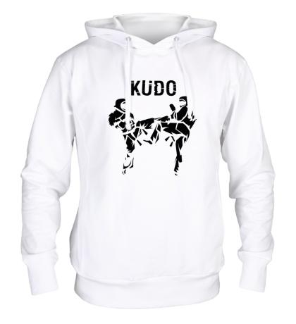 Толстовка с капюшоном Kudo