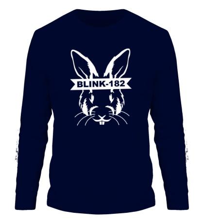 Мужской лонгслив Blink-182 Rabbit