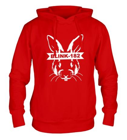 Толстовка с капюшоном Blink-182 Rabbit