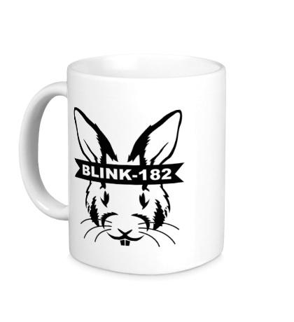 Керамическая кружка Blink-182 Rabbit