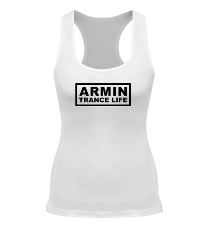 Женская борцовка Armin trance life