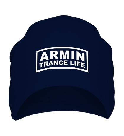 Шапка Armin trance life