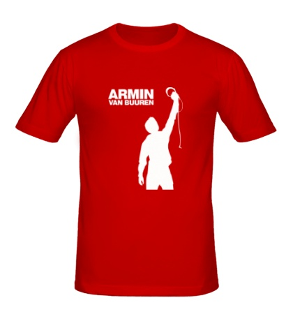 Мужская футболка Armin Music