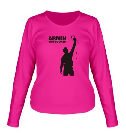 Женский лонгслив Armin Music