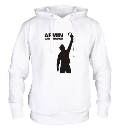Толстовка с капюшоном Armin Music