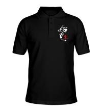Рубашка поло Иероглиф дракон