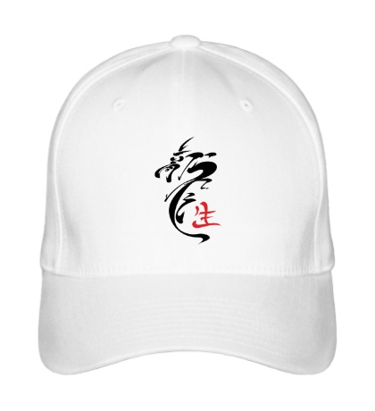 Бейсболка Иероглиф дракон