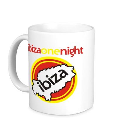 Керамическая кружка Ibiza One Night