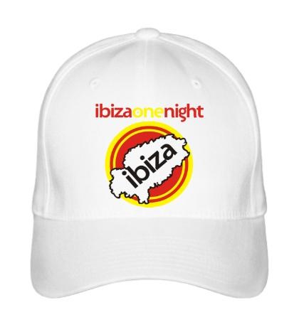 Бейсболка Ibiza One Night