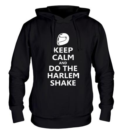 Толстовка с капюшоном Do the harlem shake