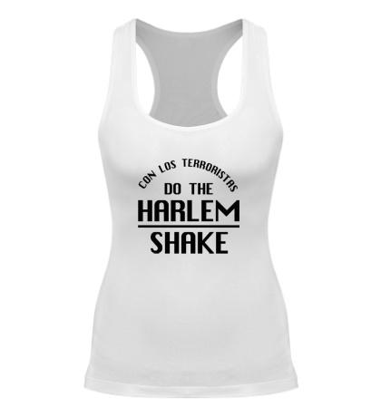 Женская борцовка Harlem shake
