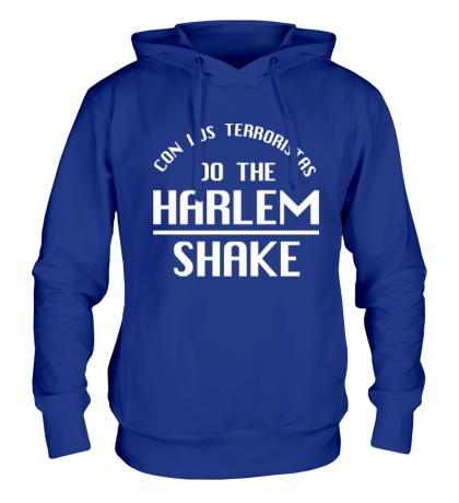 Толстовка с капюшоном Harlem shake