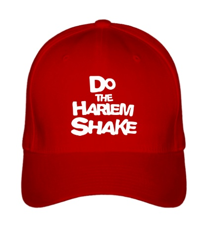 Бейсболка Do the harlem shake