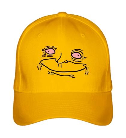 Бейсболка Conic face