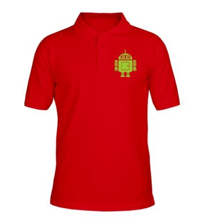 Рубашка поло Андроид-бендер