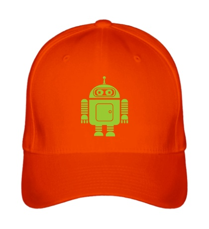 Бейсболка Андроид-бендер
